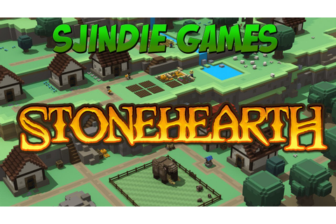 Sjindie Games - Stonehearth - YouTube