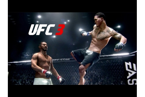 EA Sports UFC 3 Speculation Talk! - YouTube