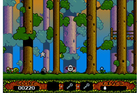 Fantastic Dizzy | Old MS-DOS Games | Download for Free or ...