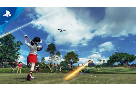 Everybody's Golf - New Courses, New Characters, New Name ...
