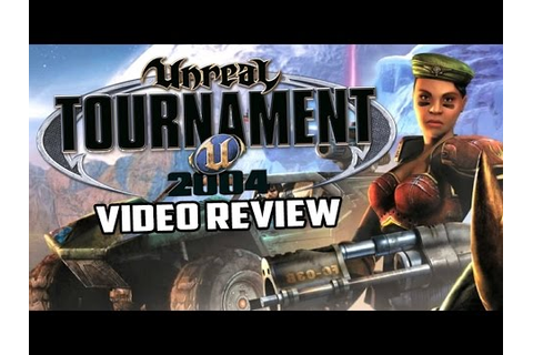 Unreal Tournament 2004 PC Game Review - YouTube