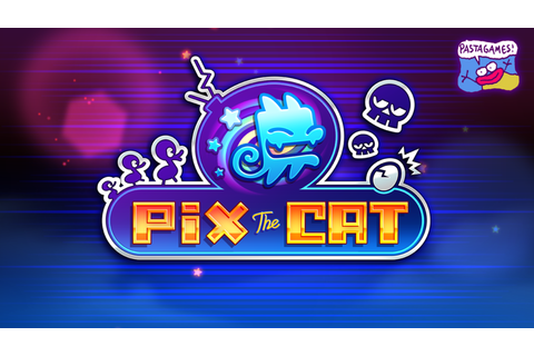 Pix the Cat available on PSN and Steam!