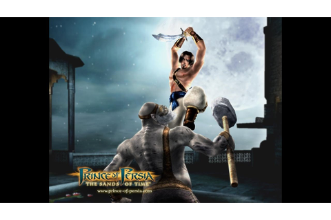 [Test PC] Prince of Persia : Les sables du temps - YouTube