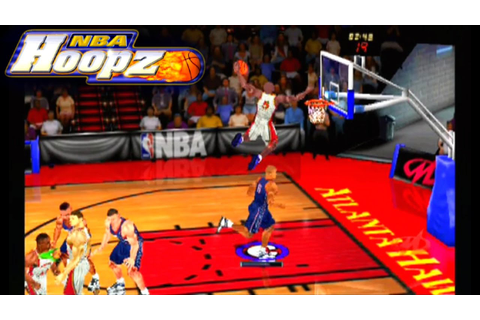 NBA Hoopz ... (PS2) - YouTube