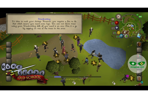 Old School RuneScape (Android iOS APK) - MMORPG Gameplay ...