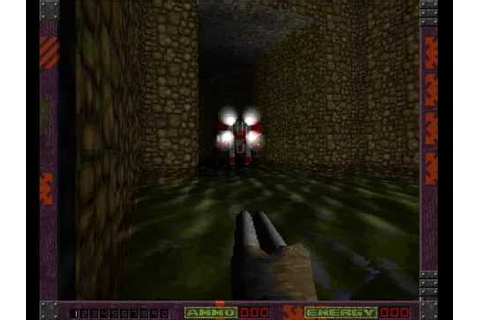 alien breed 3D 2 - the killing grounds preview for Amiga ...