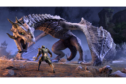 The Elder Scrolls Online: Elsweyr brings dragons to the ...