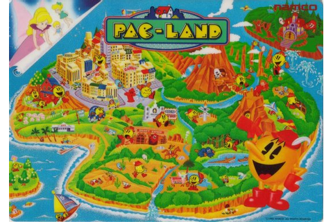 Pac-Land — StrategyWiki, the video game walkthrough and ...