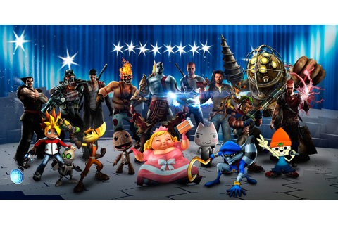 Playstation All Stars Battle Royale – Review | Gamers In ...