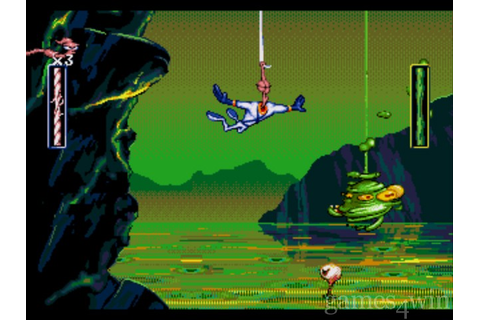 Earthworm Jim. Download and Play Earthworm Jim Game ...