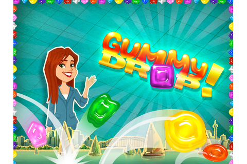 Gummy Drop! - A Match Game from Big Fish Games Comes to ...