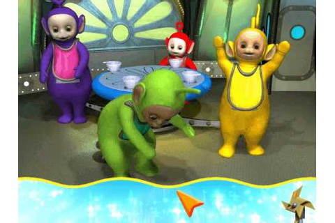 Let's Play Teletubbies 2: Favorite Games Part 1 - YouTube