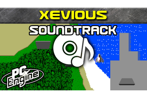 Xevious - Fardraut Saga soundtrack | PC Engine ...