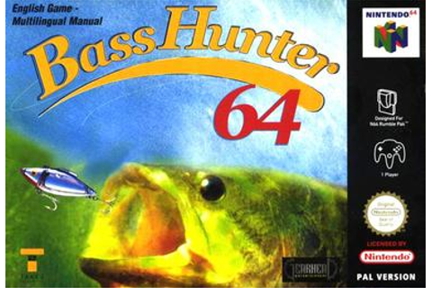 Bass Hunter 64 - Wikipedia