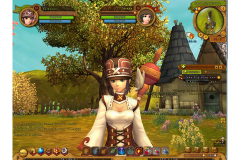 Review - Ragnarok Online 2: Legend of the Second