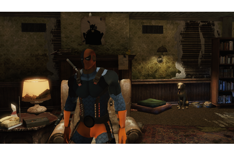 Deadpool the Game: Judas Contract Deathstroke by ...