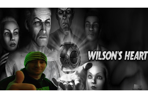 Wilson's Heart Gameplay Presented by Oculus Rift - YouTube