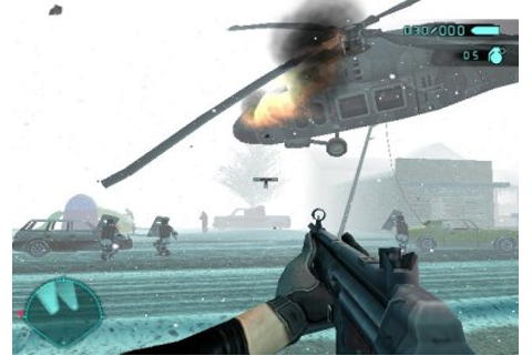 GZ Interview: Ice Nine brings first-person shooting to PS2 ...