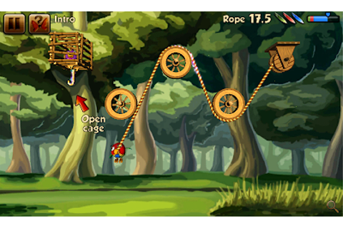 Rope Rescue v1.21 (Android-GAME) - IntercambiosVirtuales