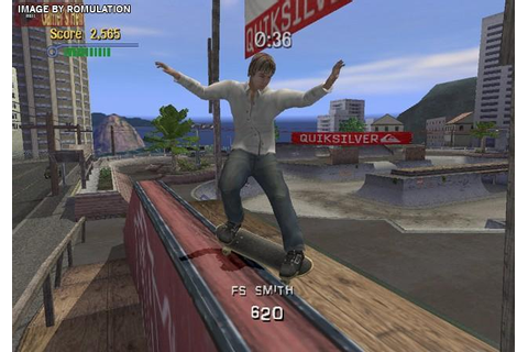 Tony Hawk's Pro Skater 3 (USA) PSX / Sony PlayStation ISO ...