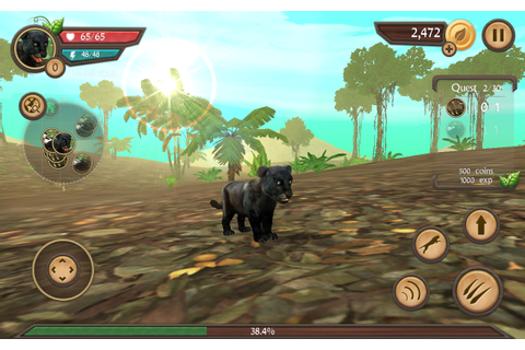 Wild Panther Sim 3D - Android Apps on Google Play