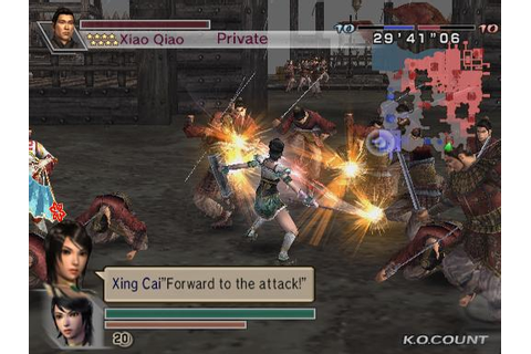 All Dynasty Warriors 5: Empires Screenshots for ...