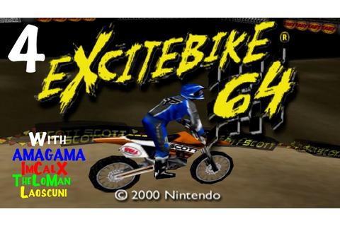 ExciteBike 64: Part 4 - Wait... Am I Actually Good ...