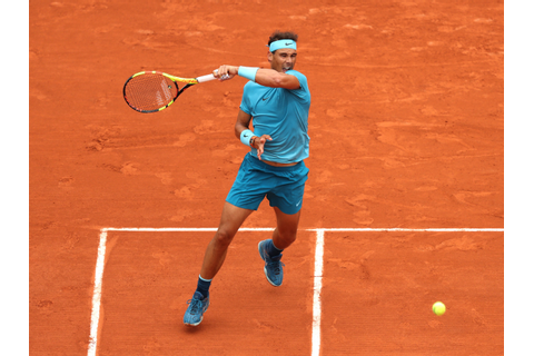 Rafael Nadal is one of the highest-paid tennis players of ...