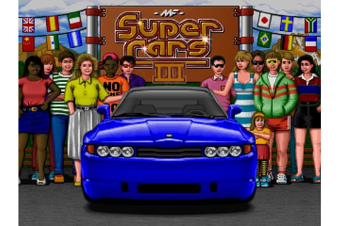 Indie Retro News: Super Cars III - PC remake of a top down ...