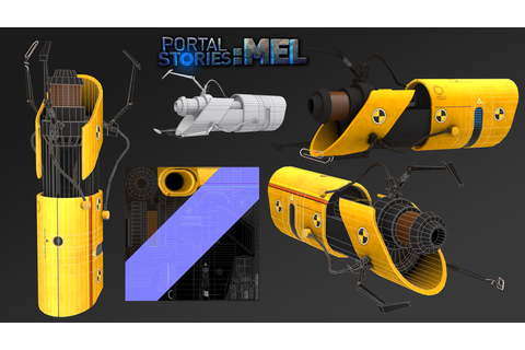 """Portal Stories: Mel"" Announces Release Date 