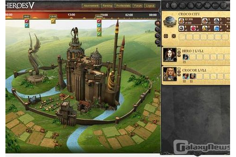 Heroes of Might and Magic: Kingdoms on mmofacts.com