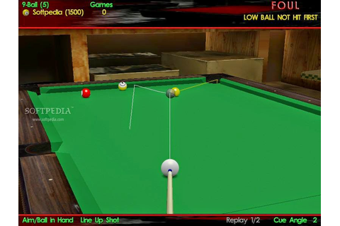 Virtual Pool 3 - Full Version Game Download - PcGameFreeTop