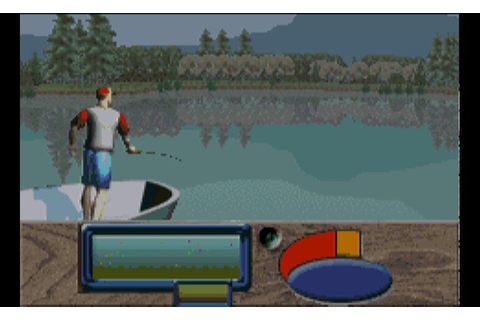 Play Monster! Bass Fishing • Game Boy Advance GamePhD
