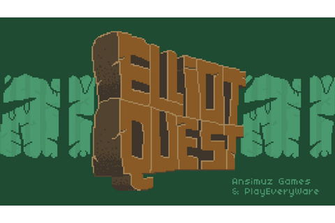 Elliot Quest Game | PS4 - PlayStation