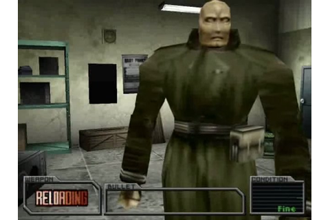 Download Resident Evil: Survivor (Windows) - My Abandonware