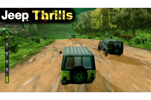Jeep Thrills ... (PS2) - YouTube