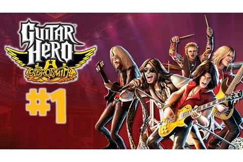 GUITAR HERO AEROSMITH Let's Play - Part 1 - Dream Police ...