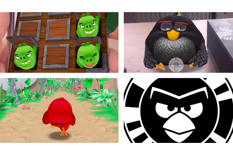 TOP 3 ANGRY BIRDS ACTION BIRD CODES - How To Use Bird ...