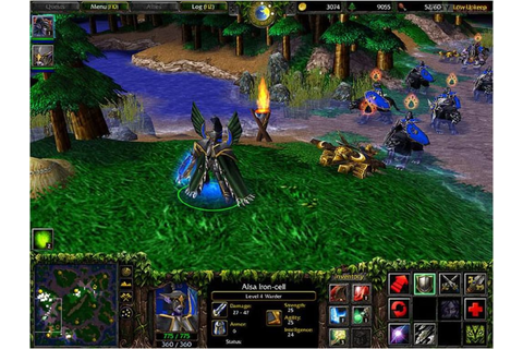 Warcraft III: The Frozen Throne - Download