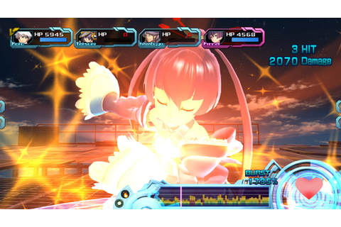 Ar Tonelico Qoga: Knell of Ar Ciel Review – Bonus Stage