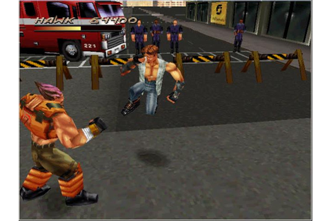 Fighting Force PC Game - Free Download Full Version For PC