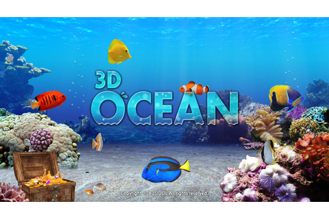 Fish Aquarium Game - 3D Ocean - Android Apps on Google Play