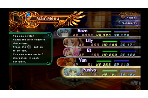 Mana Khemia 2 Fall of Alchemy Game | PS2 - PlayStation