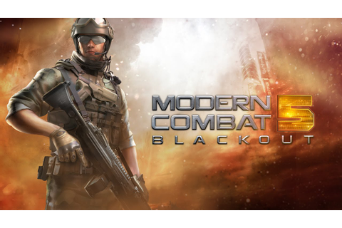 Free Download Modern Combat 5 Blackout Game for PC ...