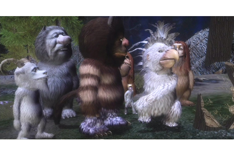 Amazon.com: Where the Wild Things Are - Nintendo Wii ...