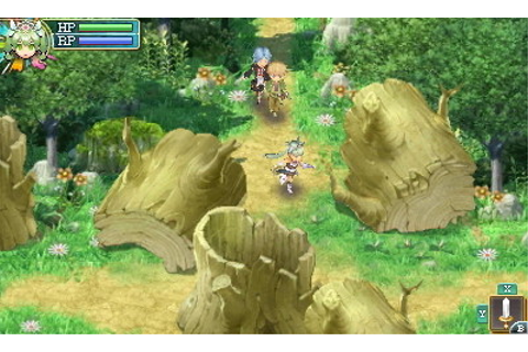 Games Fiends - Rune Factory 4 (3DS ) Review