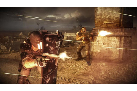 Army of Two: The Devil's Cartel's more serious tone is ...