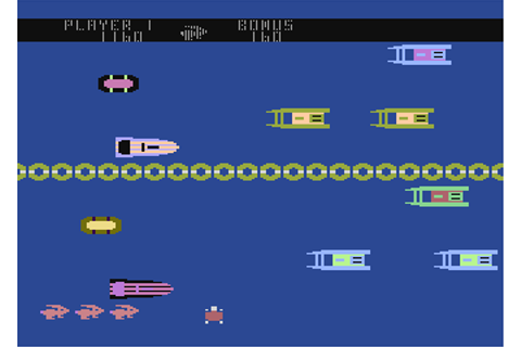 Download Pacific Coast Highway (Atari 8-bit) - My Abandonware