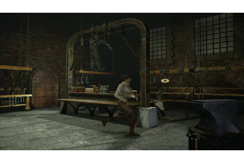 Syberia I Walkthrough - 05 - Valadilene (Factory) - YouTube