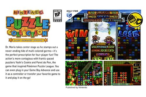 Nintendo Puzzle Collection | Panel De Pon Wiki | Fandom